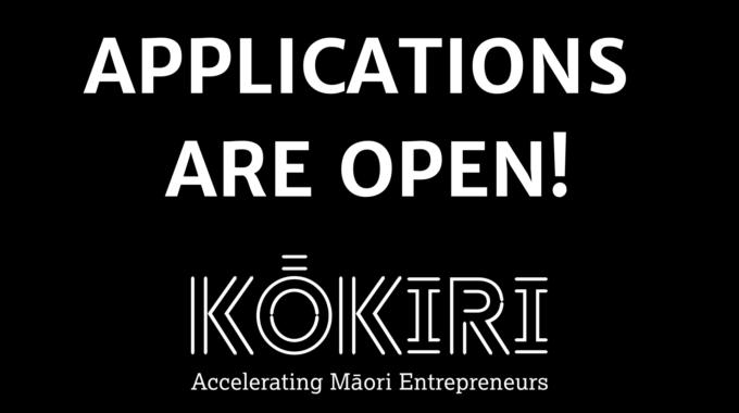 Accelerating The Next Generation Of Māori Start-ups