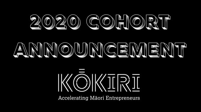 Māori Business Accelerator Announces 2020 Cohort